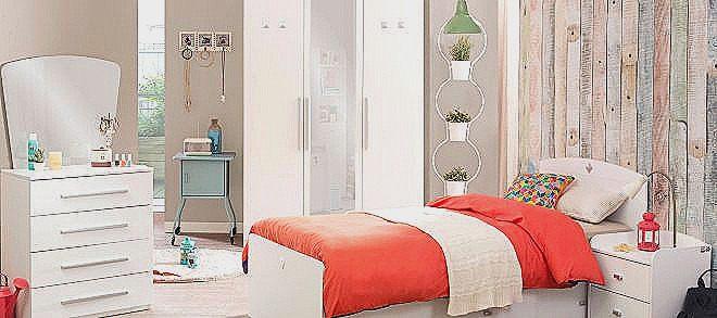 Lit En Bois Blanc Beau Stickers Chambre Fille Beau Stickers Muraux Chambre Fille New