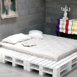 Lit En Bois Le Luxe Krevet Od Paleta Diy Wuwu Magazine 1 Pallets Frais De Lit En Palette