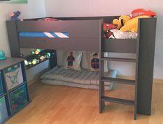 Lit En Hauteur Enfant Charmant Lit Mi Haut Enfant Lit Mezzanine Design Lit Mezzanine Design Unique