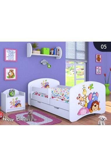 Lit Enfant 140×70 Agréable Lit Enfant 140—70 – Backids