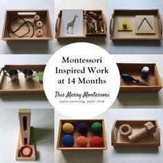 28 meilleures images du tableau Montessori 12 18 mois