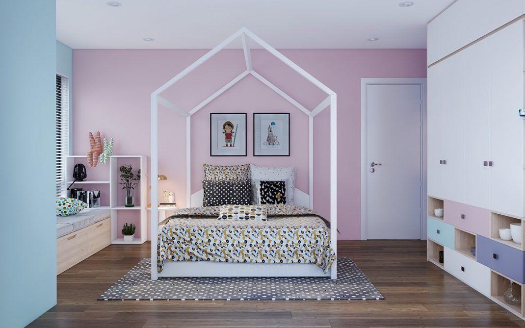 Lit Enfant Baldaquin Beau 20 Chambres D Enfant  La Décoration Moderne Et Colorée