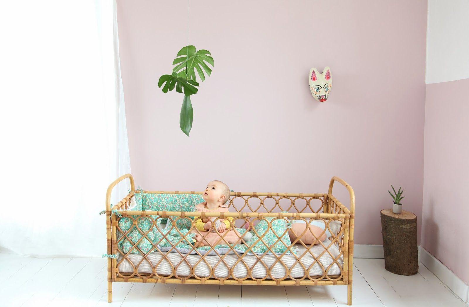 Lit Enfant Barreau Luxe Un Lit  Barreaux Qui Respire Kids Rooms