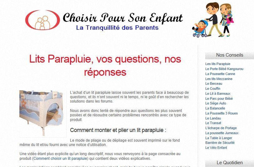Lit Enfant Barriere Bel Qr Lit Parapluie Guide D Achat Choisir Un Lit Parapluie Ou Pliant
