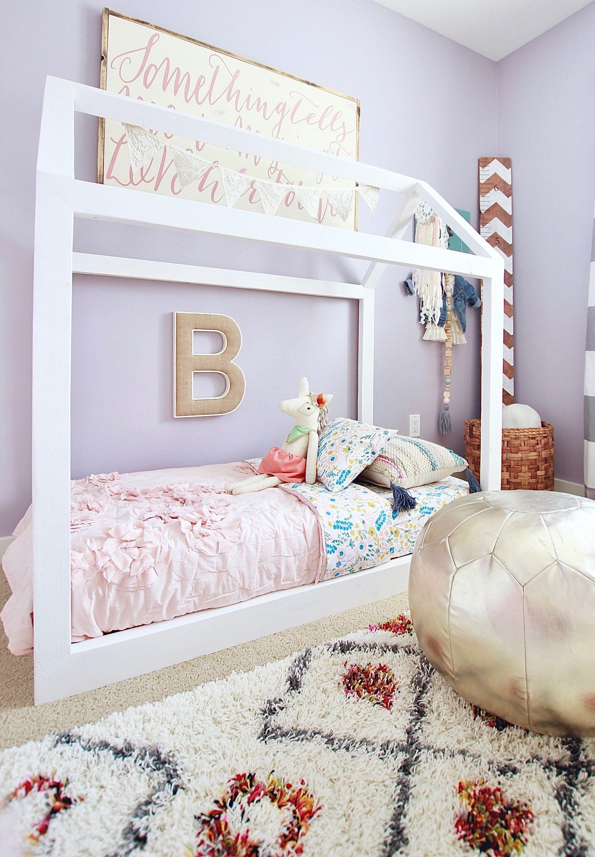 Lit Enfant Bas Fraîche Our Super Easy Diy toddler House Bed This Bed took Under 2 Hours