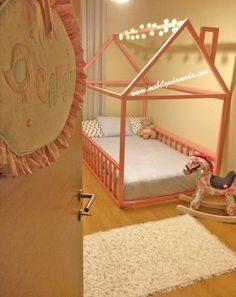 Lit Enfant Bas Inspirant Montessori Yer Yatağı Bacalı 120x190 In 2018 Maplwood
