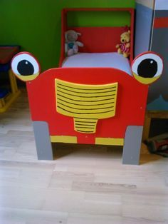 7 meilleures images du tableau Lit pour enfant Tracteur Tom