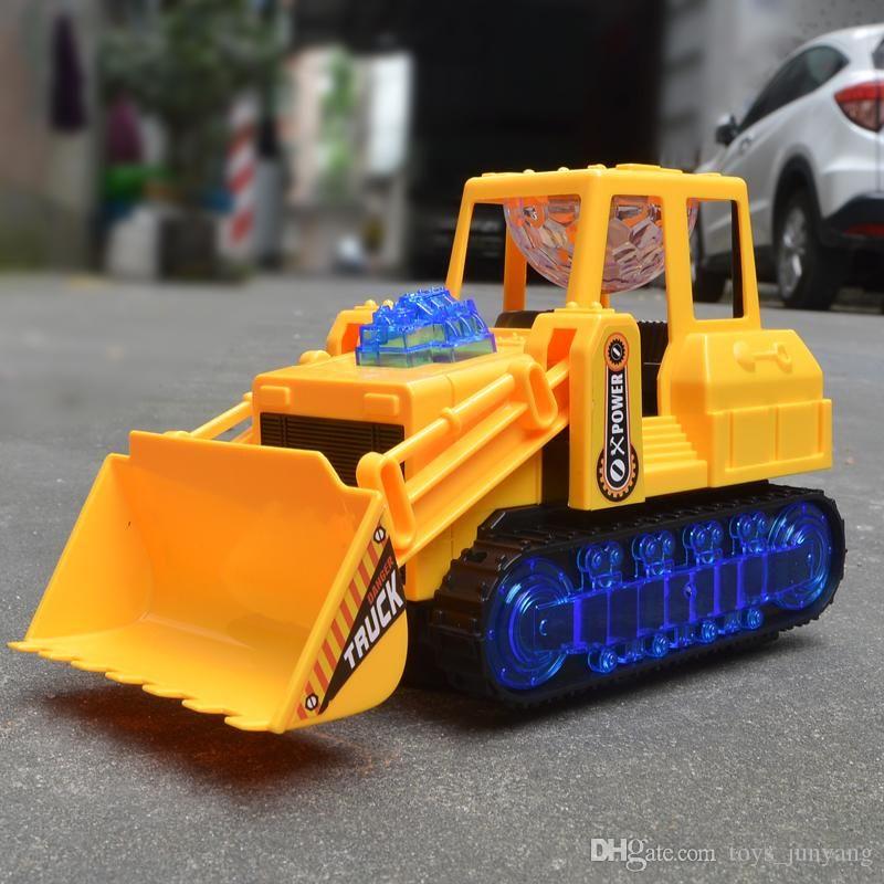 Lit Enfant Camion Belle Acheter Bébé Jouets Ingénierie Camion Pelle Voiture Gar§on Jouets