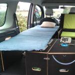 Lit Enfant Camion Douce Aménagement Pour Installer Un Lit Et Dormir Dans Son Véhicule Sa