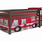 Lit Enfant Camion Douce Camion Pompier Occasion Inspirant Source D Inspiration Lit Enfant