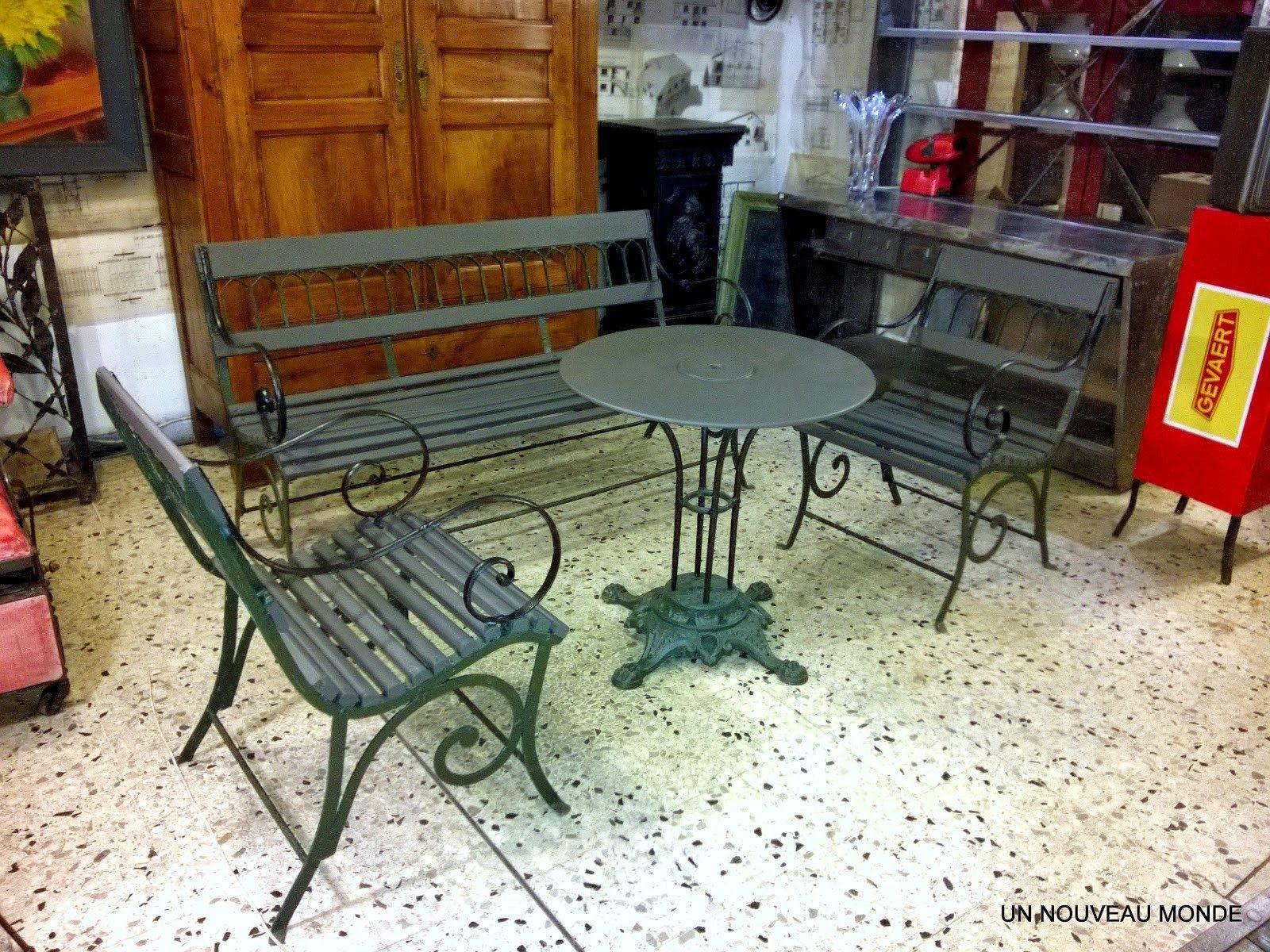 Lit Enfant Fer Forgé Luxe Séduisant Salon De Jardin En Fer Forgé Sur Chaise En Fer Forgé