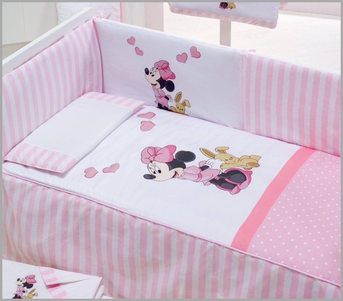 Lit Enfant Minnie Luxe Chambre Minnie Bebe
