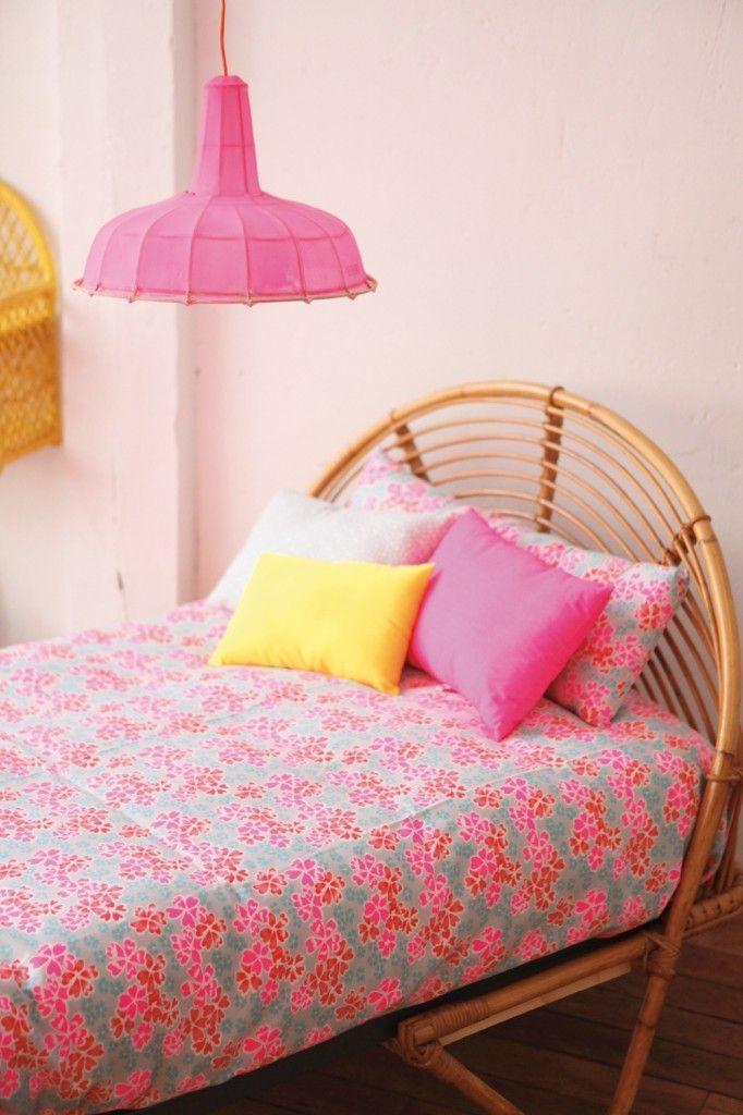 Lit pliant pour enfant le lit d appoint en bambou de Petit Pan