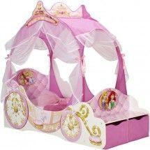 Lit Enfant Princesse Nouveau Lit Carrosse Princesse Disney Lit Enfant Moderne Pinterest
