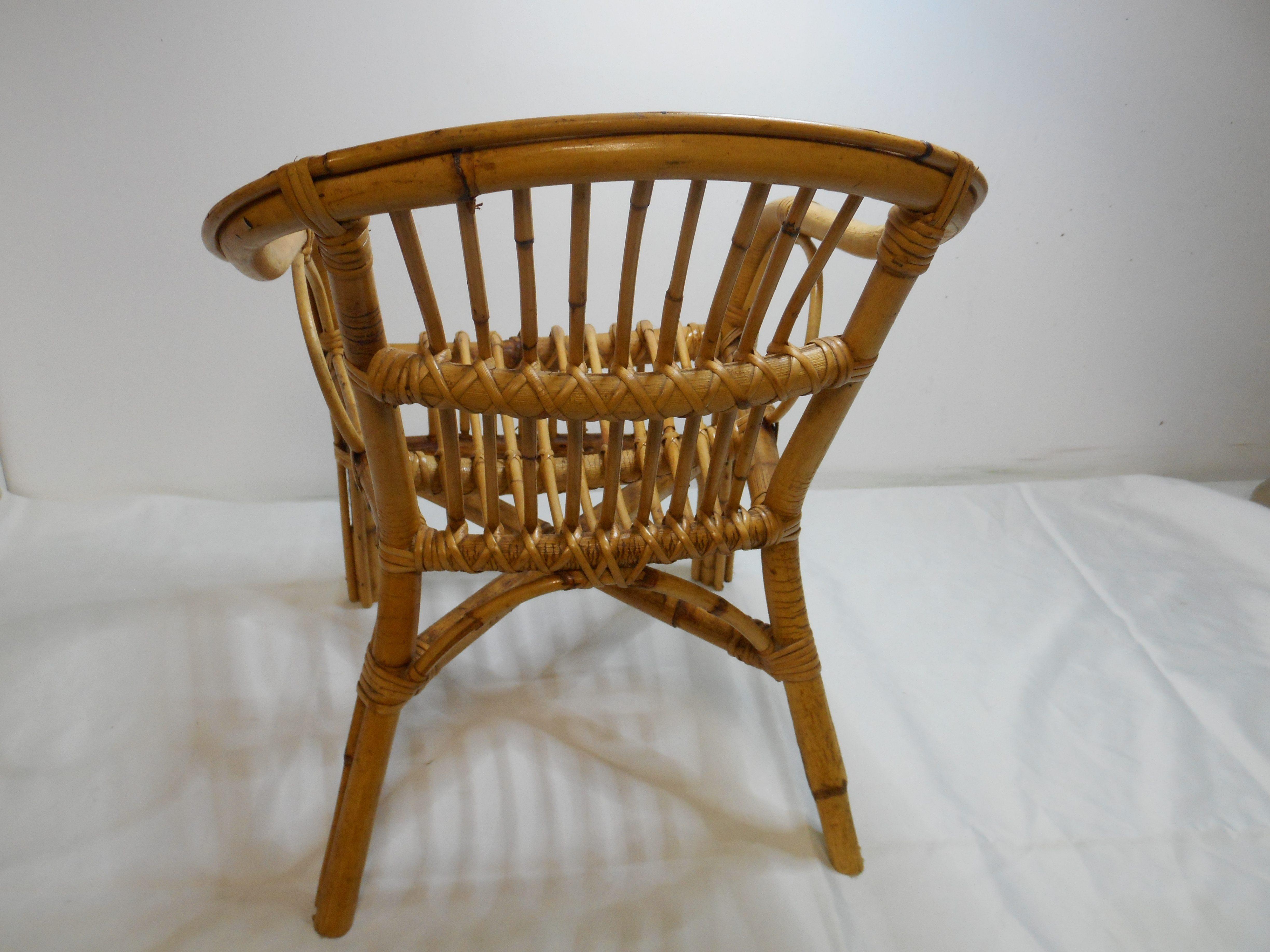 Lit Enfant Rotin Belle Gracieux Fauteuil Osier Enfant Et Chaise Rotin Enfant Chaise Chambre