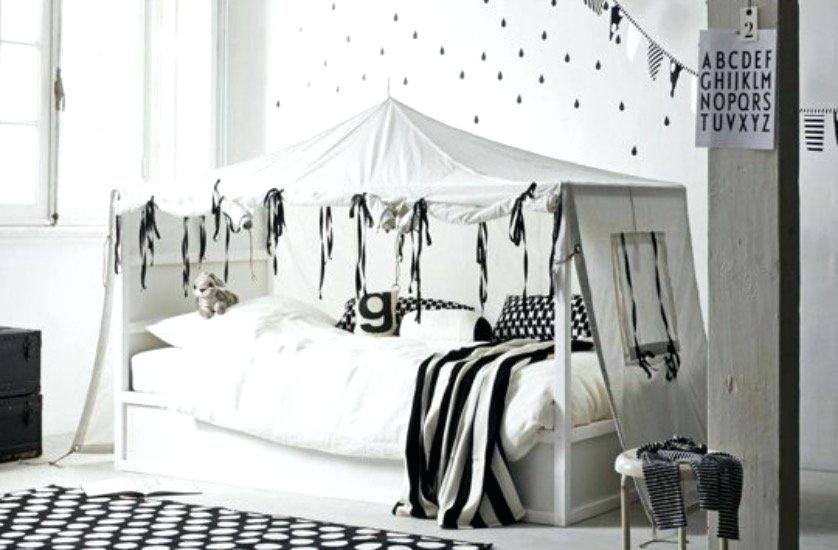 Lit Enfant Scandinave Génial Lit Enfant Deco Lit Cabane Tente Style Scandinave Lit En Rotin Bebe