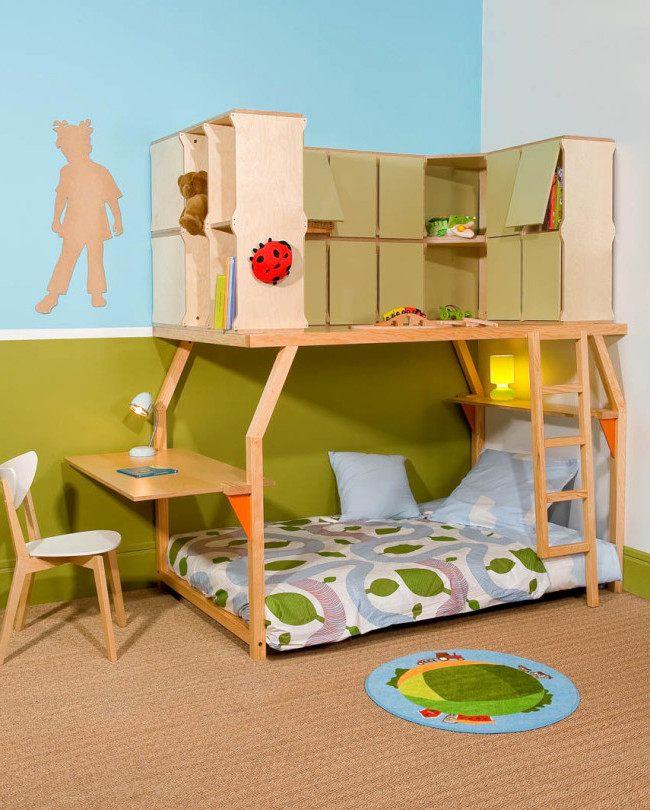 Lit Enfant Superposé Le Luxe 49 Génial Rideau Lit Superposé S