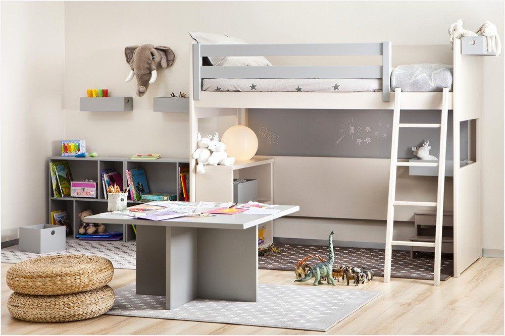 Lit Enfant Sureleve Frais Chambre Enfant Lit Mezzanine Meilleurs Choix Liberal T Lounge