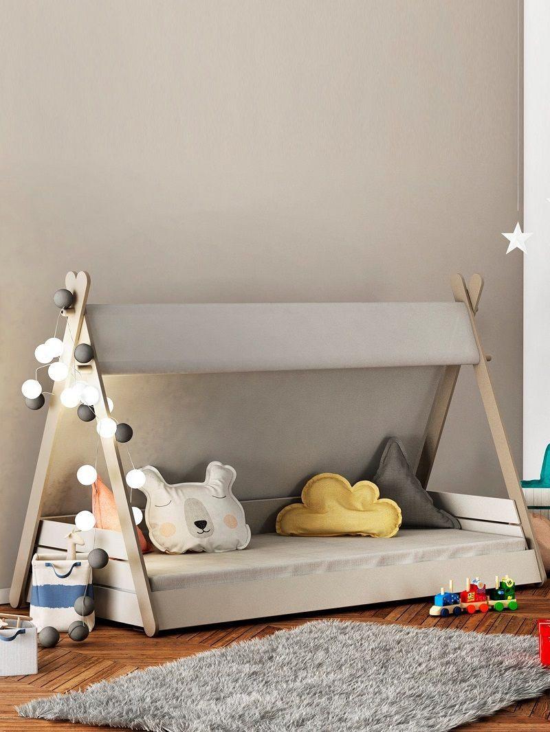 Lit Enfant Tente Frais 40 De Luxe Lit Enfant Blanc Des