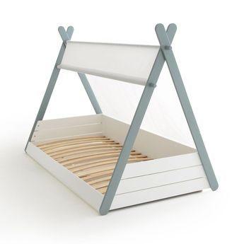 Lit Enfant Tipi Meilleur De Kids Teepee Cabin Bed In White solid Pine More