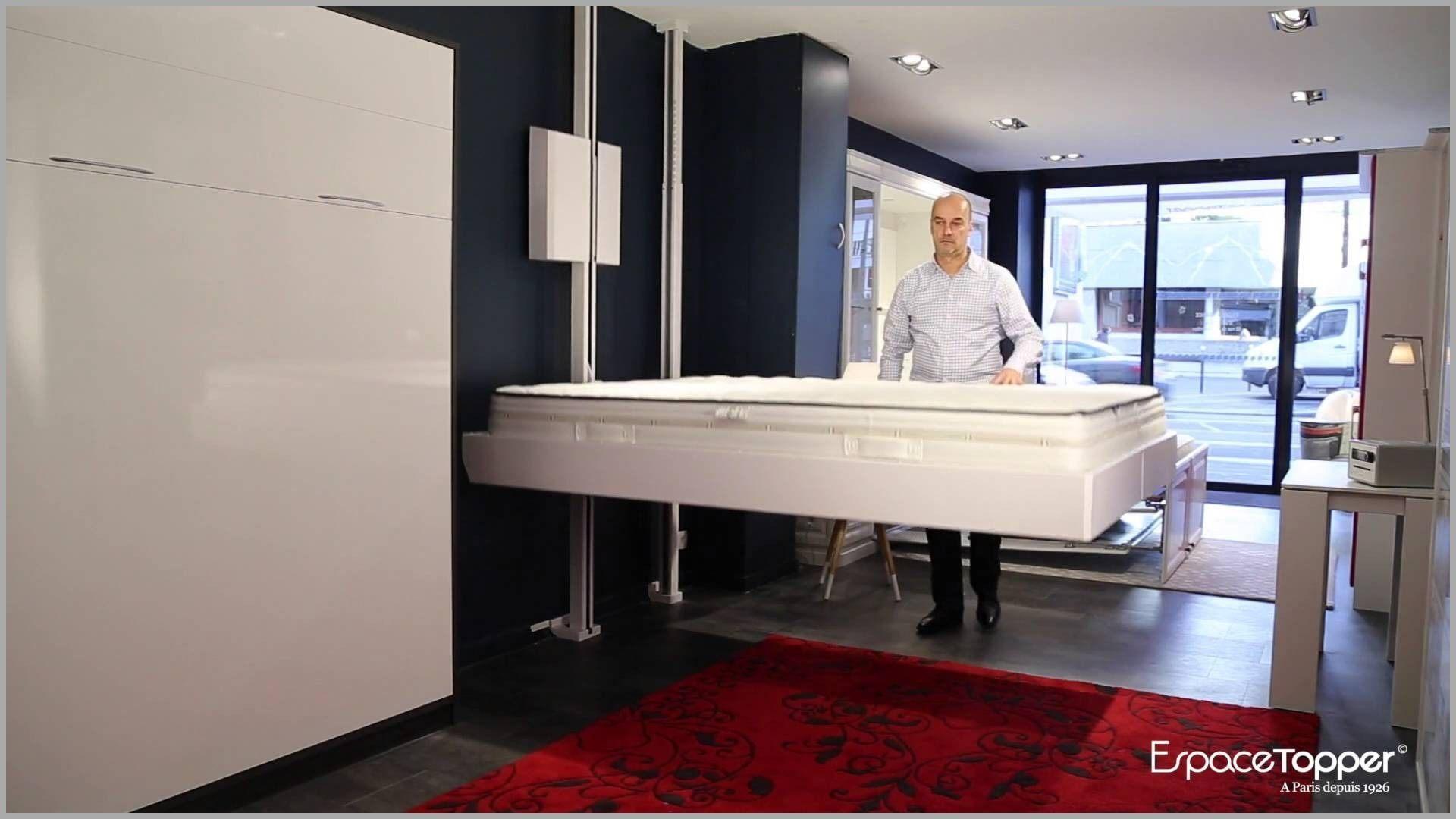 Lit Escamotable Ikea Frais Entra Nant Lit Armoire 2 Places Sur Unité Tv Mural Dissimule Lit