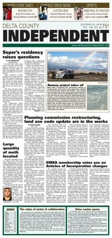 Lit Fer forgé 1 Place Le Luxe Delta County Independent Oct 24 2018 by Delta County Independent