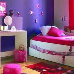 Lit Fille Mezzanine Nouveau Robe De Chambre Enfant élégant Fly Chambre Enfant Lit Enfant
