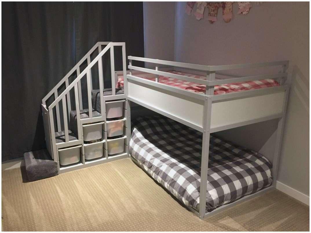Nouveau Ikea Kura Bed Hack Trofast Stairs Bunk Bed Diy Projects Avec