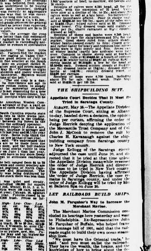 Lit Fly Enfant Nouveau the Sun New York [n Y ] 1833 1916 May 26 1904 Page 10 Image