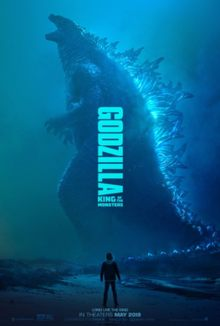 Lit Gain De Place Studio Inspirant Godzilla King Of the Monsters 2019 Film