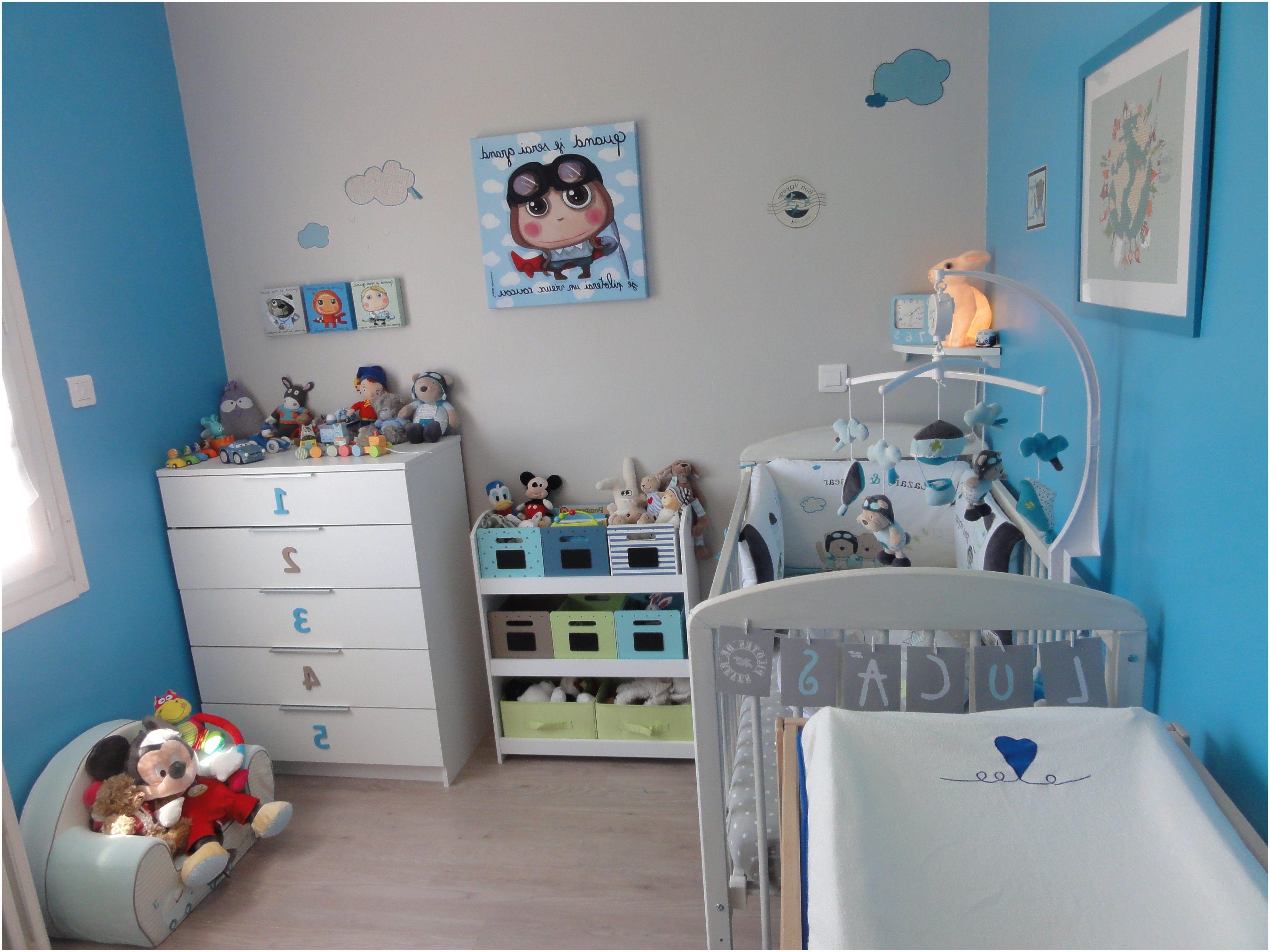 Lit Garcon 2 Ans Meilleur De Enchantant Chambre Enfant 2 Ans Et 10 Beau Chambre Garcon Deco