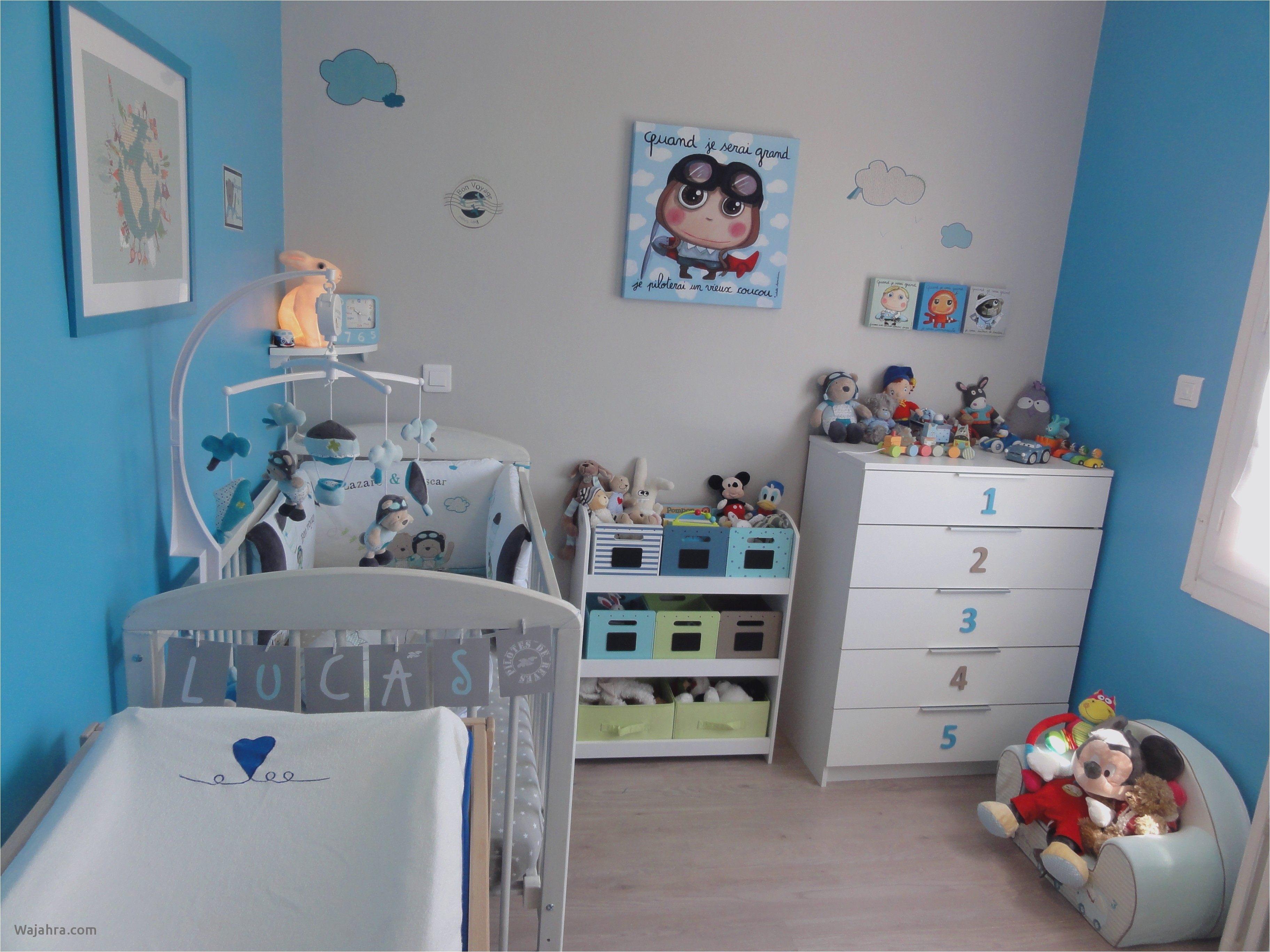 Lit Garcon 2 Ans Nouveau Enchantant Chambre Enfant 2 Ans Et 10 Beau Chambre Garcon Deco