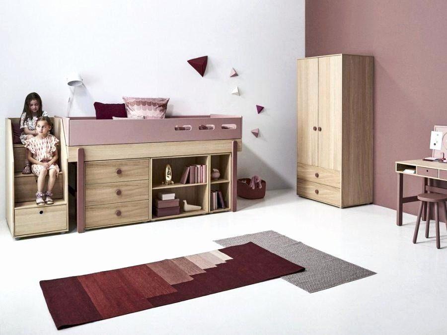 Lit Gigogne Bois Magnifique Chambre Enfant Bois Massif élégant Lit Enfant Simple Maison Design