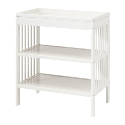 Lit Gulliver Ikea Inspiré Gulliver Changing Table White Kids someday