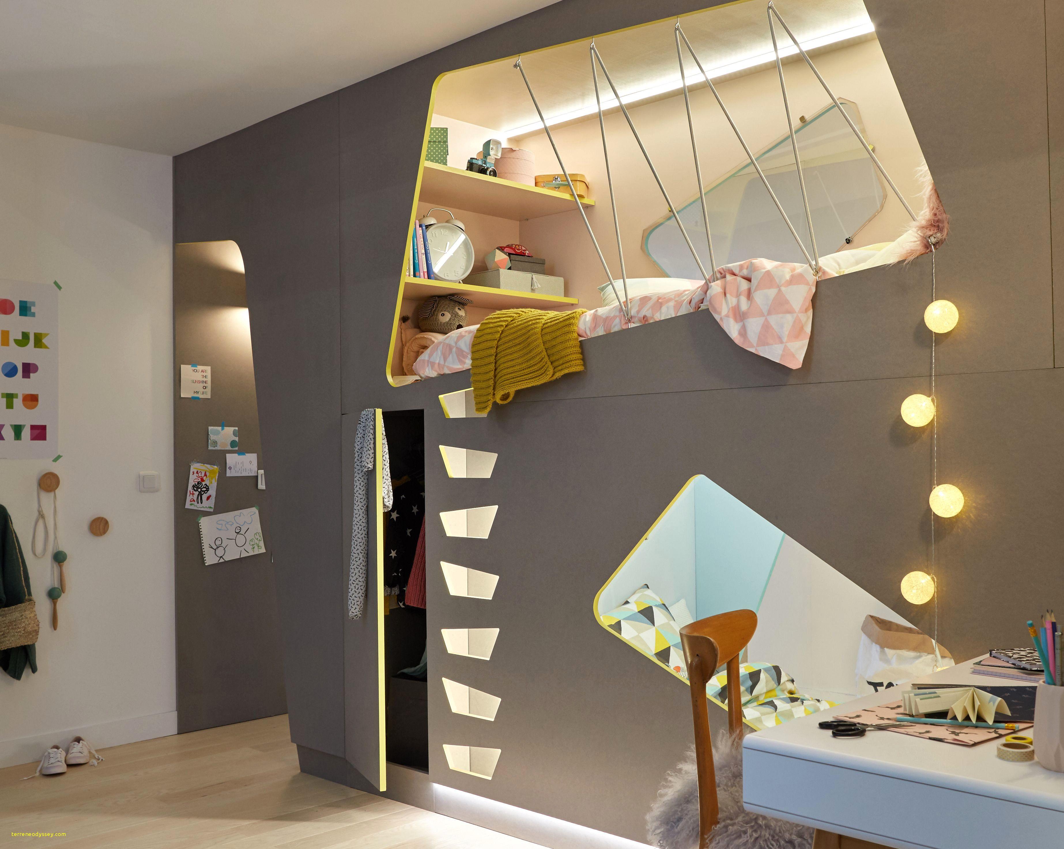 Lit Hauteur Enfant Le Luxe Résultat Supérieur Lit Pour Enfant Impressionnant Chambre Lit