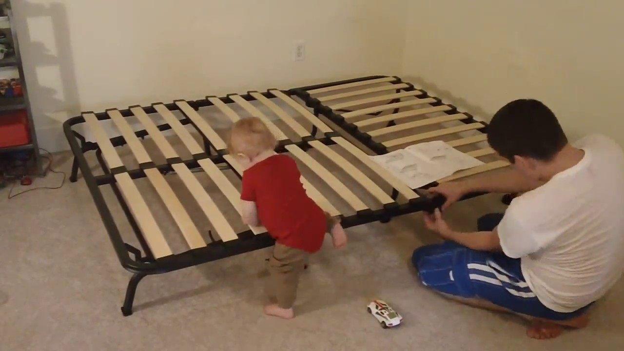Putting To her the Lycksele IKEA Futon