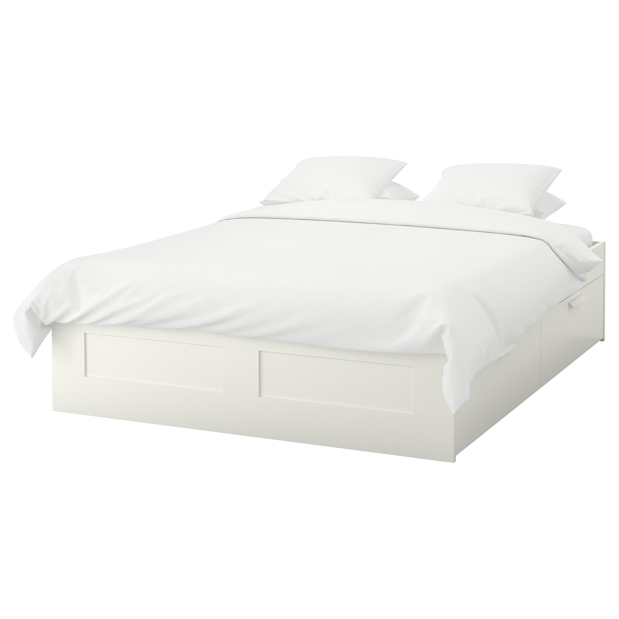 Lit King Size 200×200 Ikea Inspirant the 28 Best Ikea Brimnes Bed
