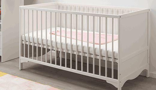 Lit King Size Ikea Beau Cribs Ikea