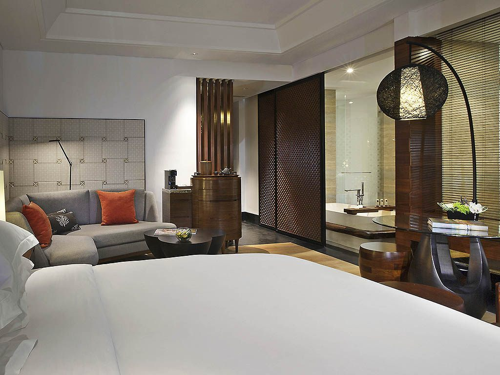 Lit King Size Pas Cher Belle sofitel Bali Nusa Dua Beach Resort Luxury Resort