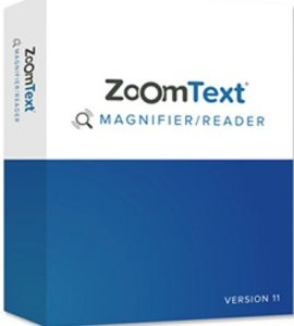 Zoomtext 11 Home Verso l Accessibilit