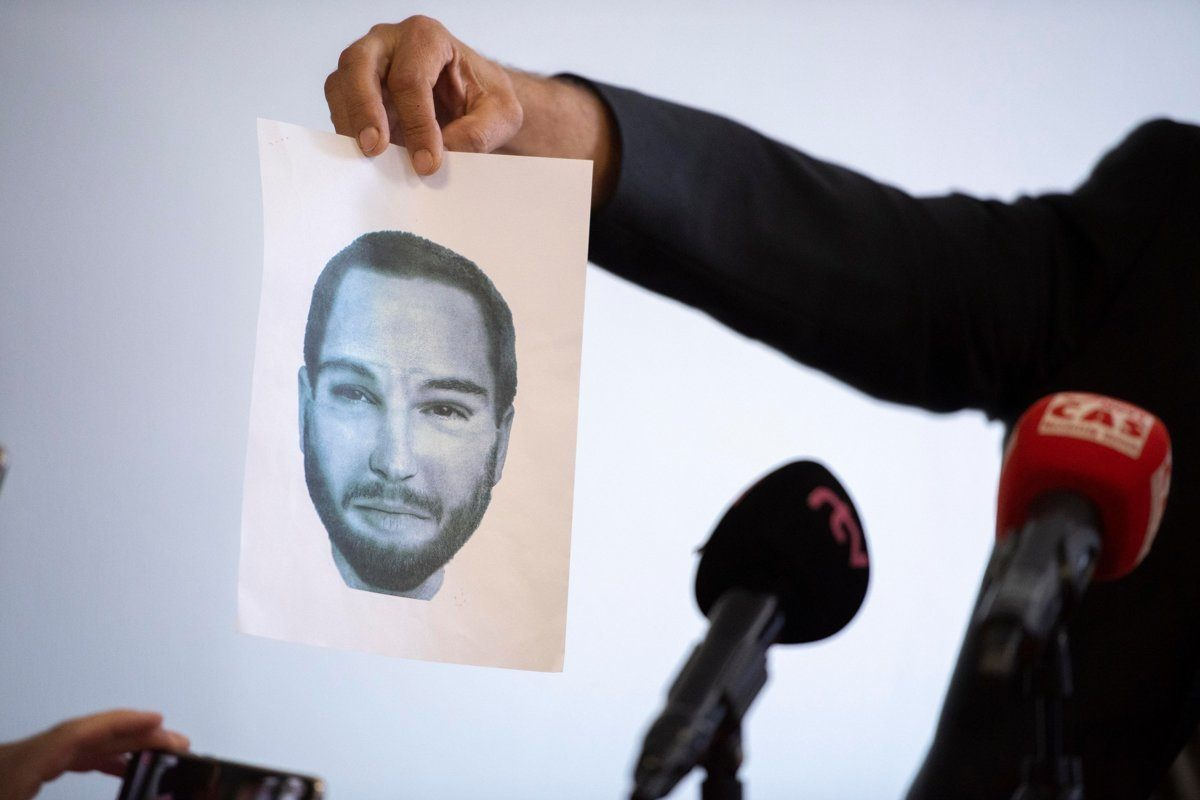 Lit Led 160x200 Agréable Indentikit Picture Released In Murder Case Of Ján Kuciak May Have