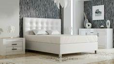 Lit Led Pas Cher Élégant Lit Led 180—200 Nouveau fortable Bed Frame Bedroom Artificial