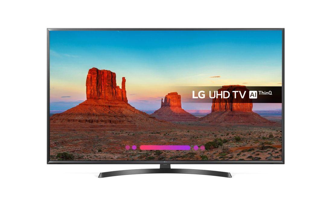 Lit Led Pas Cher Inspiré 50 Inch Ultra Hd 4k Tv 50uk6470plc