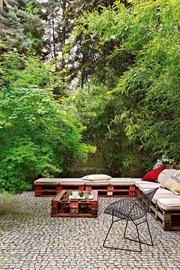 Lit Maison Bois Bel Diy Deco Des Palettes En Bois Deco Transformées En Lit Tªte De