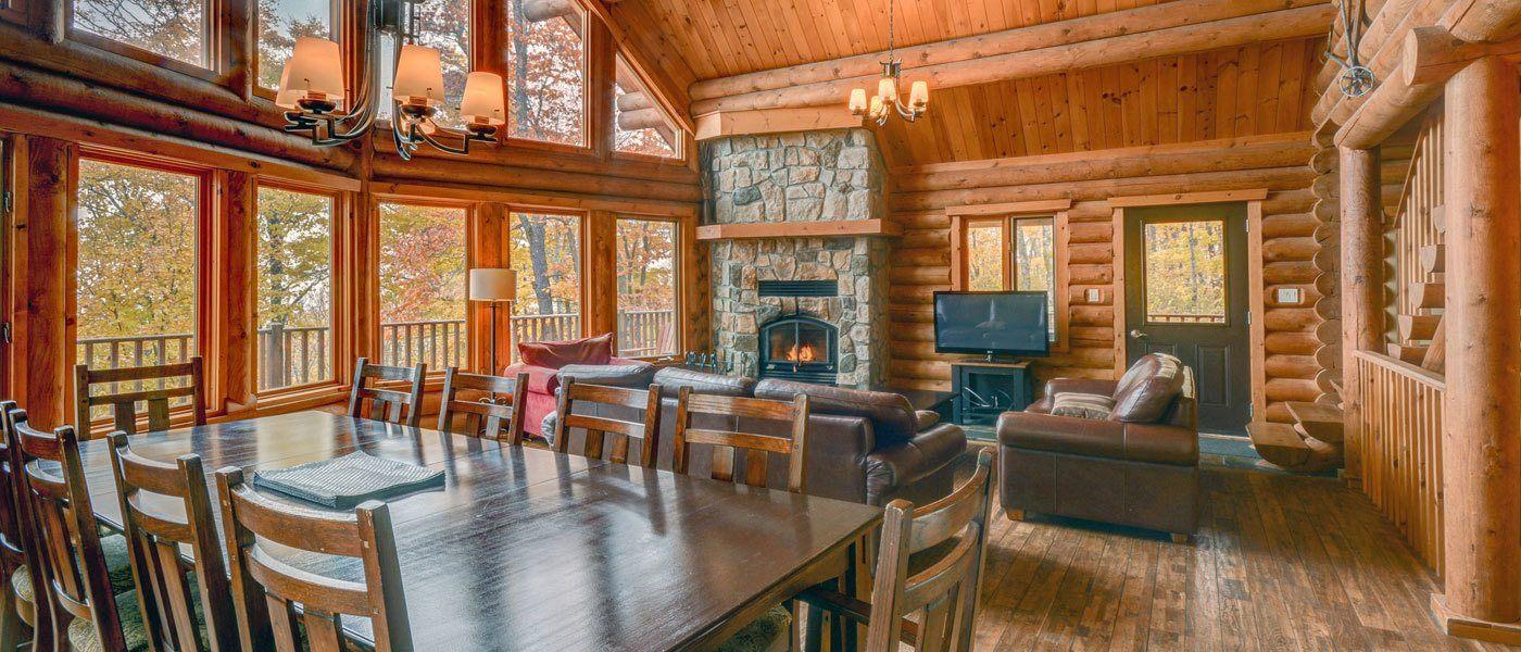 Lit Maison Bois Inspirant Location4saisons Mont Tremblant Chalet A Louer Cottages for Rent