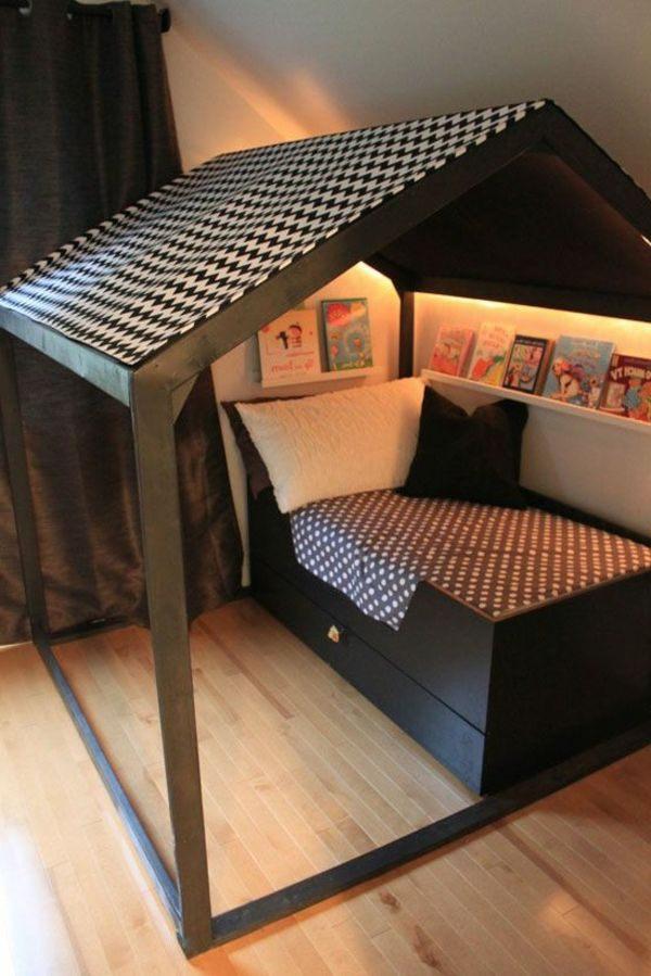 Le plus beau lit cabane pour votre enfant Pinterest