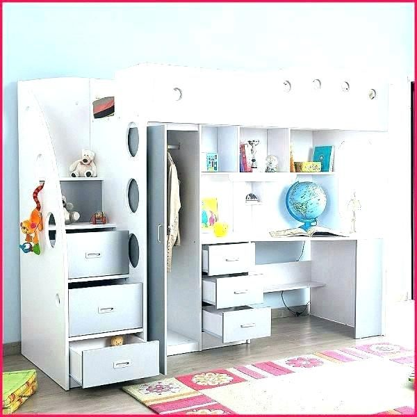 Lit Mezzanine 1 Place Avec Bureau Agréable Lit Mezzanine Enfant Avec Bureau Lit Mezzanine Bureau Lit Mezzanine
