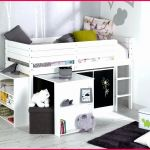 Lit Mezzanine 1 Place Avec Bureau Beau Lit Mezzanine 1 Place Blanc Unique Lit Mezzanine 3 Places Ikea