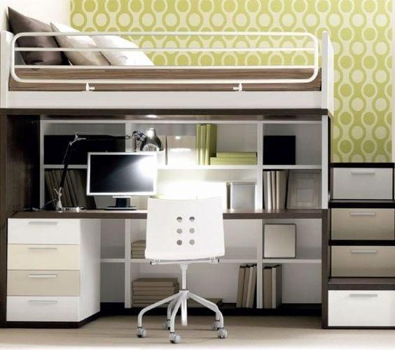 Lit Mezzanine 1 Place Avec Bureau Frais Lit Bureau Mezzanine Meilleur De Idées Lit Mezzanine 1 Place Avec