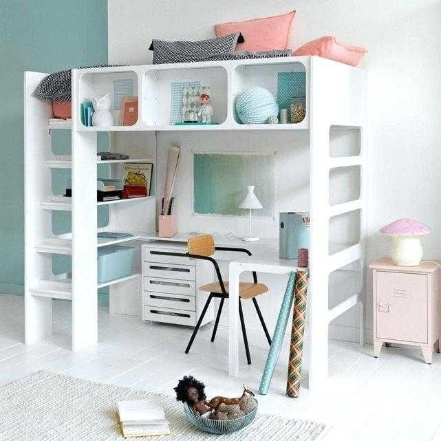 Lit Mezzanine 1 Place Avec Bureau Inspiré Lit Mezzanine 1 Place Avec Bureau Meilleur De Lit Mezzanine Enfants